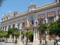 здание провинциального совета