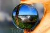 Водопады Игуасу, Фос-ду-Игуасу - Бразилия. Хрустальный шар.