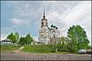 Благовещенский собор сегодня часть краеведческого музея. здесь же находится родовая усыпальница Строгановых.