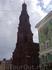На Бауманке. Колокольня Богоявленского собора