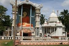 буддийский храм в Негомбо