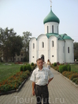 Спасо-Преображенский собор (1157 г.). Здесь был крещён А.Невский.