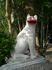 Такая зверушка украшает спуск к реке Меконг на набережной города