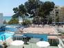 вид из отеля Мирафлорес 1