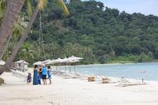 Пляж Бай Сао.