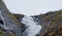 Водопад Квиннафоссен