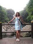 Водопад Чхонджеен