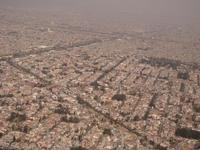бескрайние просторы Мехико-сити.