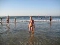 Средиземное море. Нетания