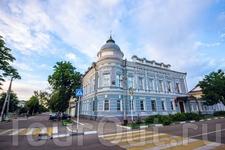 Павловск, Павловский район