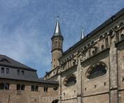 Монастырская базилика Святого Мартина,с 13века включена в герб города Бонн и является его символом. В период наполеоновской медиатизации церковь Святого ...
