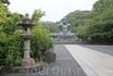 Дайбуцу мидитирует в Камакуру с 1252 года