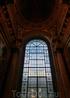 Из круглого пантеона можно пройти в небольшую прилегающую к нему капеллу, все освещение которой - вот такое огромное окно.