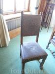 стул с вензилем императора Николая 2