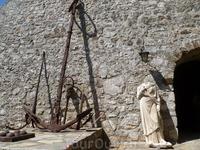экспонаты крепости