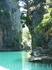 Green Canyon. Manavgat. Подплываем к ущелью.