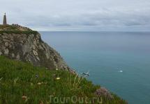 Мыс Cabo da Roca - западная оконечность Европы