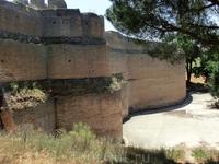 Внешняя стена.