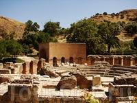 Одеон - римский театр 1 века н.э. в г.Гортис - центре и столице Крита в римский период.