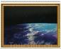 В конце осмотра третьего зала, мы видим картину лётчика-космонавта А.А. Леонова «В районе терминатора». Да, да. Именно терминатора. А вот что говорится ...