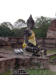 Аюттая- древняя столица Сиама.