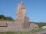 Все, налетались. Поехали в новороссийск. Памятник героям Великой Отечественной войны  сам город, кстати, ужас - одна большая пробки - куча цемента, грязно ...