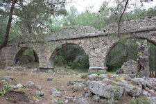 Древний город Фаселис