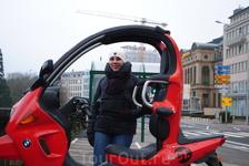 BMW оно и в Люксембурге BMW