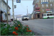 на улице Кирова