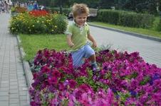 Прогулки по городу. Парк Комсомольцев - добровольцев. Непроходимые тропы.