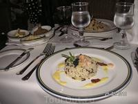 Французский ужин. Ризотто