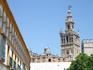 Севилья. Вид на Кафедральный собор