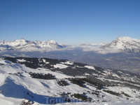 Мон Джолли высота 2350 м