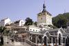 Фотография Замковая башня Карловы Вары