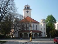 Одна из церквей в Трнаве