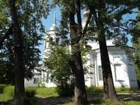 Церковь Николая Чудотворца в Кудымкаре