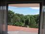 Вид из окна номера почти никакой. Спортивная площадка и сад. Плюс балкона нет, очень существенный минус, по-моему.