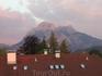 Фюссен. Вид с нашего балкона