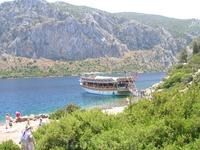 Греческий монастырь.Вид сверху
