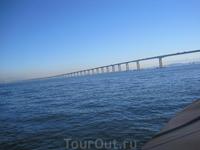 Мост ,дл.14 км.