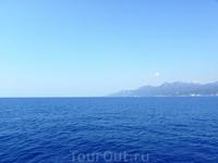 Водные просторы Греции. Счастливые люди они еще с древних времен.