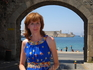 остров Родос. Выход в море