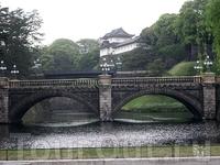 В Императорском саду