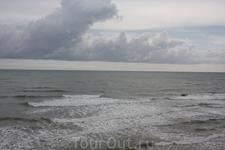 Тирренское море.