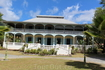Здание Креольского института- гуманитарной организации созданной для поддержки креольской культуры и традиций