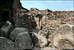 Главным был храм Солнца на самой высокой   точке города, вокруг было множество других. Имено поэтому  в 337 году после крещения Грузии Уплисцихе ушел в глухую оппозицию. Конфликт с Мцхетой перерос