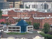 Американское посольство в Екатеринбурге. Там же и Венгерское