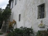 Снаружи замка Schloss Ort