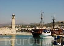 г.Ретимно - старый порт.