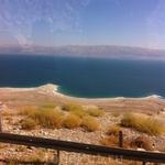 Едем вдоль Мертвого моря